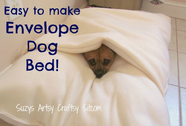 Perfect Pillow Dog Bed